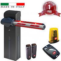 Шлагбаум GIOTTO 30BT Standart BFT - Италия (стрела 4.6 м, открытие 4.0 сек, до 3000 циклов/24 часа), фото 1