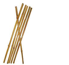Опоры бамбуковые 210 см Bamboo Stick HENYUAN