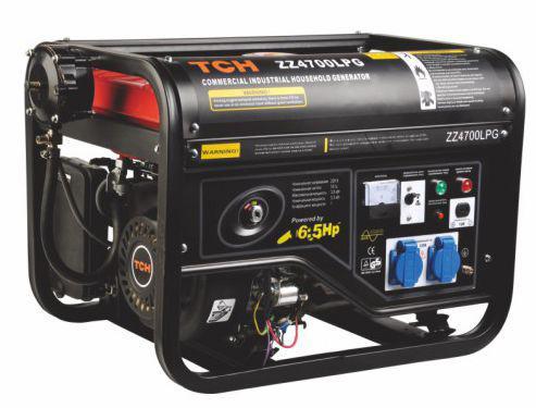 Бензиновый генератор 5,5 кВт/220В