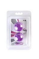 TOYFA/Вагинальные шарики фиолетовые, фото 1