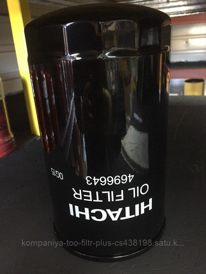 Масляный фильтр HITACHI RCP 4696643