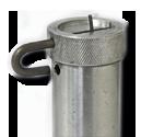 Пеналы (Тубусы) для ключей алюминивые (с штоком) d40мм.-h150мм
