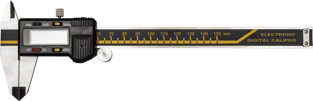 (34460-150) Штангенциркуль KRAFTOOL электронный металлический, 150мм
