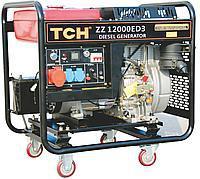 Бензиновый генератор 10 кВт/220В