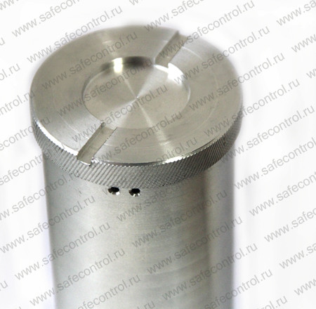 Пеналы (Тубусы) для ключей алюминивые d60 -h200мм