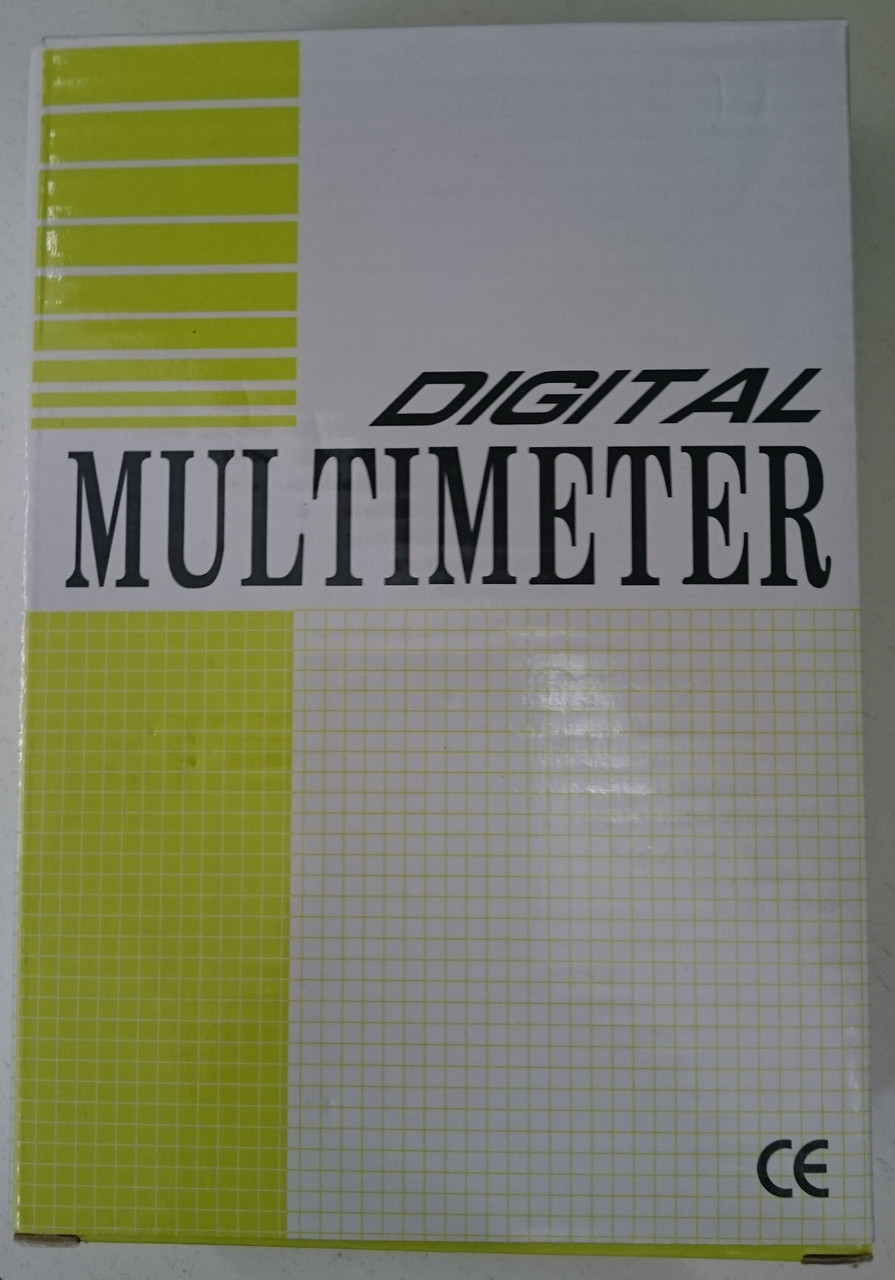 Мультиметр цифровой  М890D