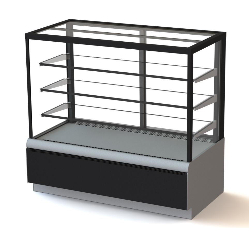 ВХСв - 0,9д Carboma  Cube Люкс / Cube Люкс ТЕХНО (стеклопакеты, выпариватель)