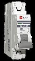Автоматические выключатели EKF
