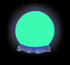 LED пиксель мяч цвет синий, фото 2