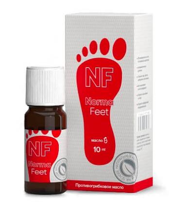 NormaFeet (НормаФит) - масло от грибка ногтей и ног