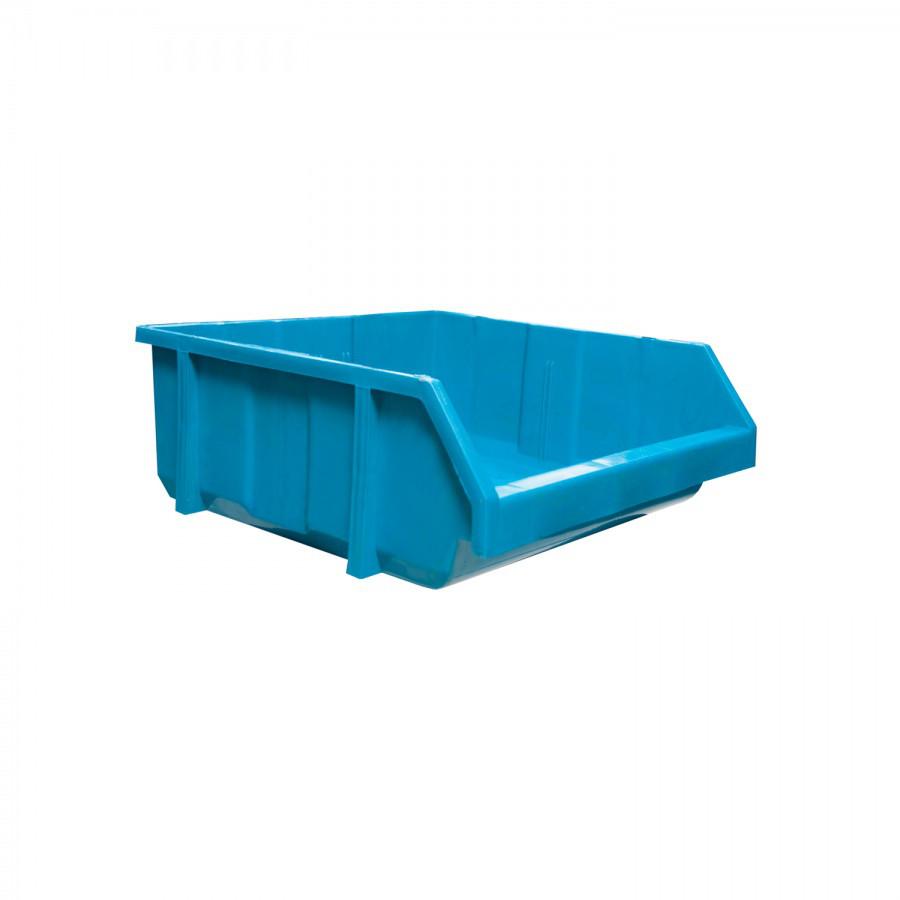 Контейнер для инструментов цветной большой из пластика, Зета,  ZETA,