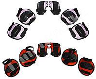 Набор спортивной защиты для роликовых коньков GF-00210 цвета в ассортименте