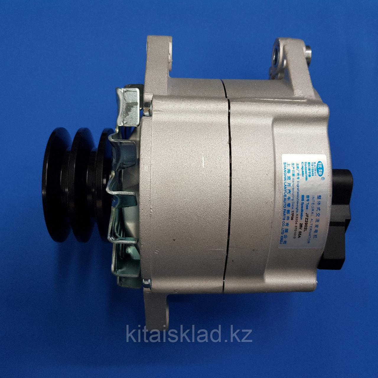 Генератор JFZ2902L 28V 55A FAW1041. BAW1065 EURO III