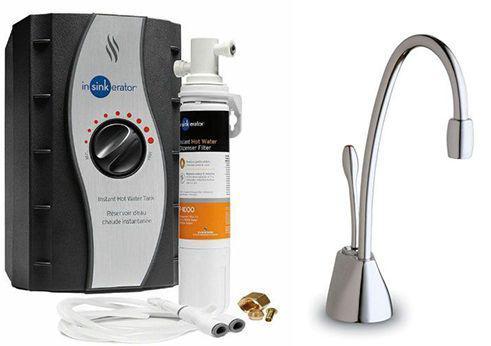 Aquahot GN-1100C Система мгновенного кипячения воды (Аква Хот в сборе) кран только на горячую воду
