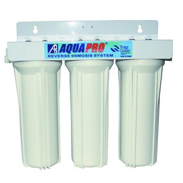 Проточный питьевой фильтр aquapro AUS3