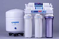 Cистема обратного осмоса AquaPro, 5 ступеней, AP-600