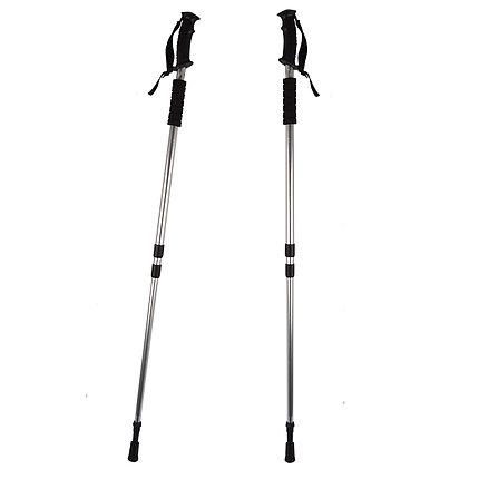 Палки телескопические для скандинавской ходьбы 2шт, фото 2