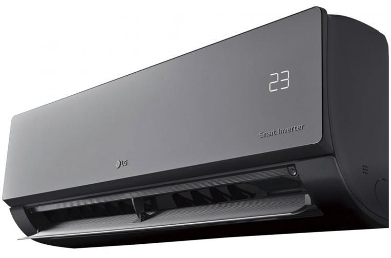 Настенный кондиционер LG ArtCool AM12BP серии Mirror (invertor)