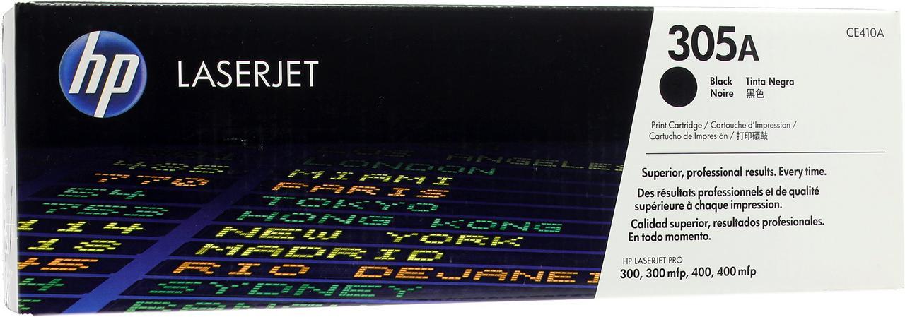 Картридж лазерный Черный НР (№305A) для HP 300/300mlp, 400/400mlp