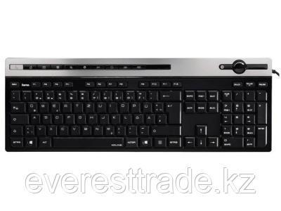 Клавиатура проводная Qmax HAMA, фото 2