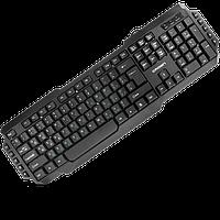 Клавиатура проводная Qmax KB3185M (SILA)