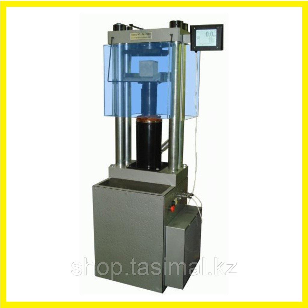 ИП-1А-500 ПК - Испытательный пресс для испытания на сжатие
