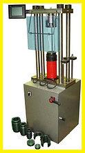 ИП-1А-500 АБ ПК - Испытательный пресс для формования и испытаний асфальтобетонных образцов