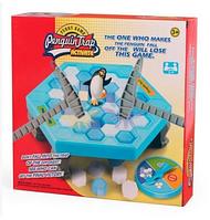 """Настольная детская игра """"Ловушка для Пингвина"""""""