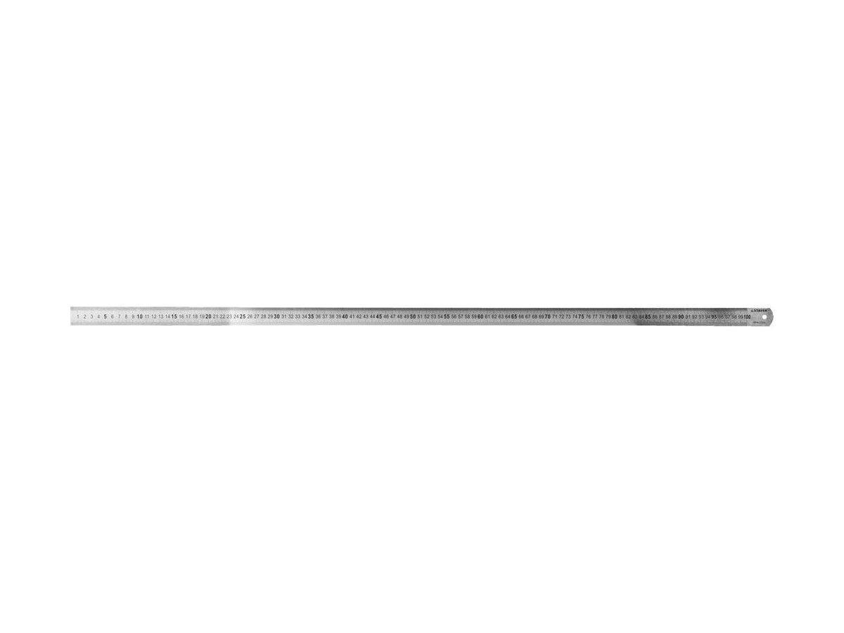 """(3427-100) Линейка STAYER """"PROFI"""" из нержавеющей стали, 1м"""
