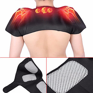 Турмалиновый плечевой пояс