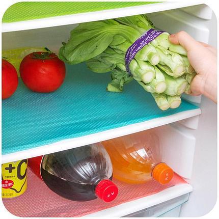 Антибактериальные коврики в холодильник 4шт, фото 2