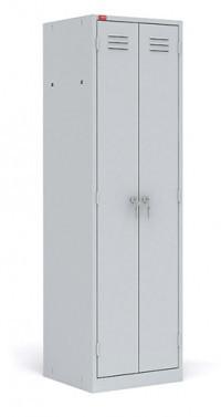 Шкаф для раздевалки металлический ШРМ 22/800 (1860х800х500 мм)