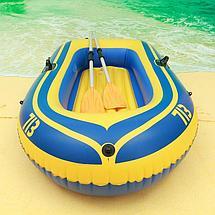 Надувная лодка двухместная, фото 2