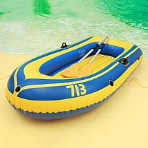 Надувная лодка двухместная, фото 3