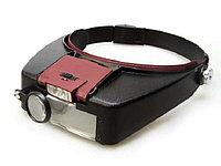 Очки-лупа с подсветкой MG8107-A