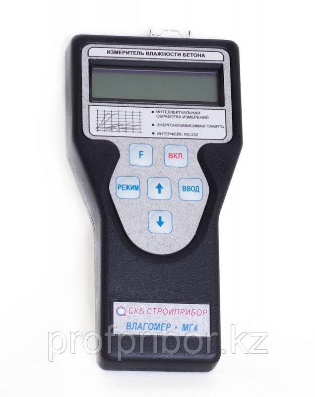 Измеритель влажности бетона Влагомер МГ4Б