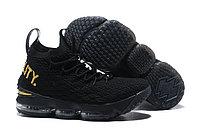 """Баскетбольные кроссовки Nike LeBron 15 """"EQUALITY"""" Black"""
