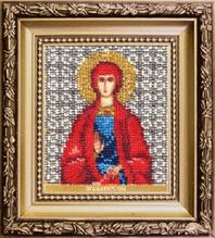 Набор для вышивки бисером Чарівна Мить Б-1177 Икона праматерь Ева