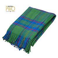 Руно Плед шерстяной Шотландия RUNO 140х200   цвет 45