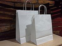 Изготовление белых крафт пакетов