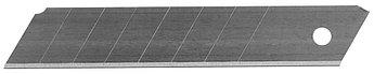"""(09150-S10) Лезвия STAYER """"STANDARD"""" сегментированные, 18 мм, 10 шт, в боксе"""