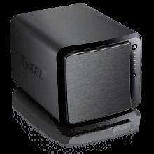 Zyxel NAS542 Сетевое хранилище на 4 диска