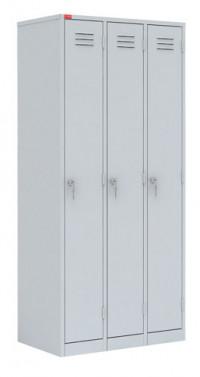Шкаф для раздевалки металлический ШРМ 33 (1860х900х500 мм)