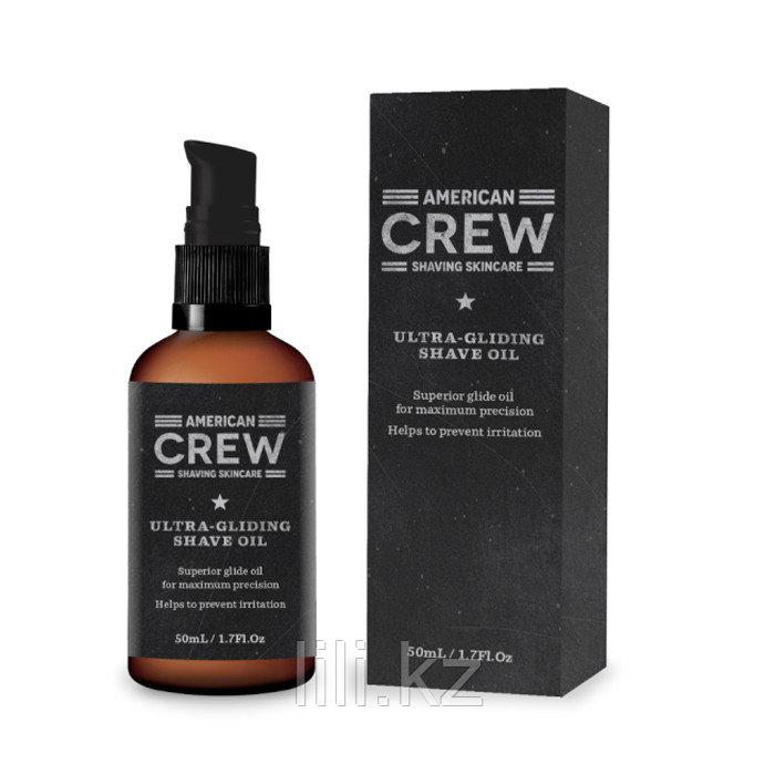 Ультралегкое масло для бритья Ultra Gliding Shave Oil American Crew 50 мл.