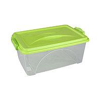 Контейнер пищевой / универсальный 4,5 л пластиковый, М419