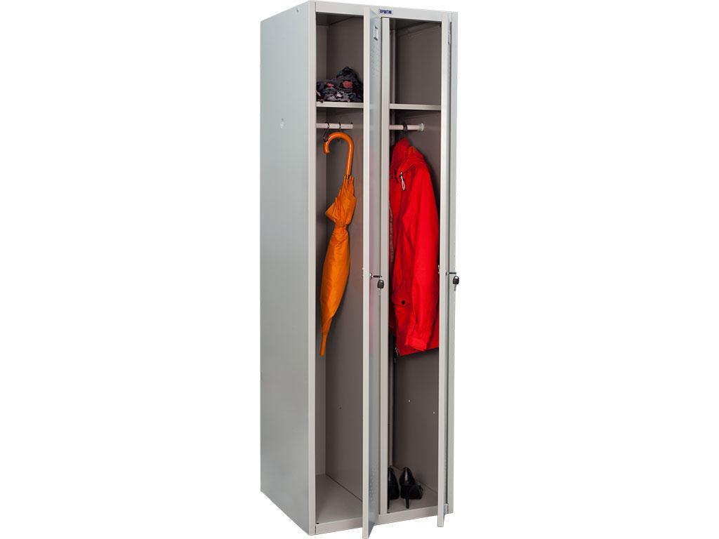 Шкаф металлический ПРАКТИК LS 21-60 (1860х600х500 мм)