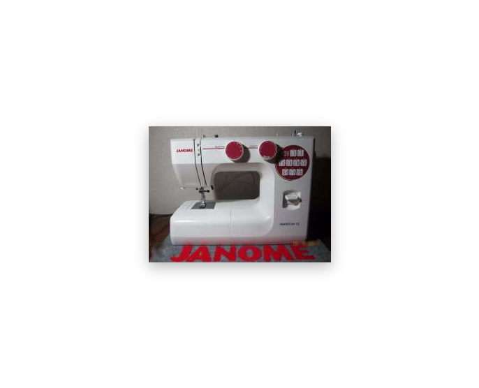 Швейная машина JANOME Marron 12