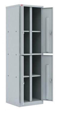 Шкаф архивный металлический ШАМ 24.0 (1860х600х500 мм)