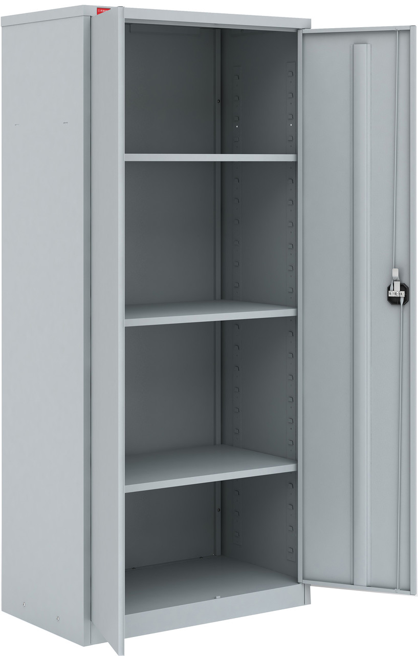 Шкаф архивный металлический ШАМ 11 (1860х850х500 мм)
