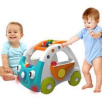 Детская каталка 3 в 1 discovery car, фото 1
